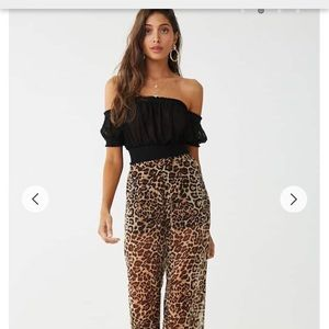 NEW! Sexy beach pants with built in shorts